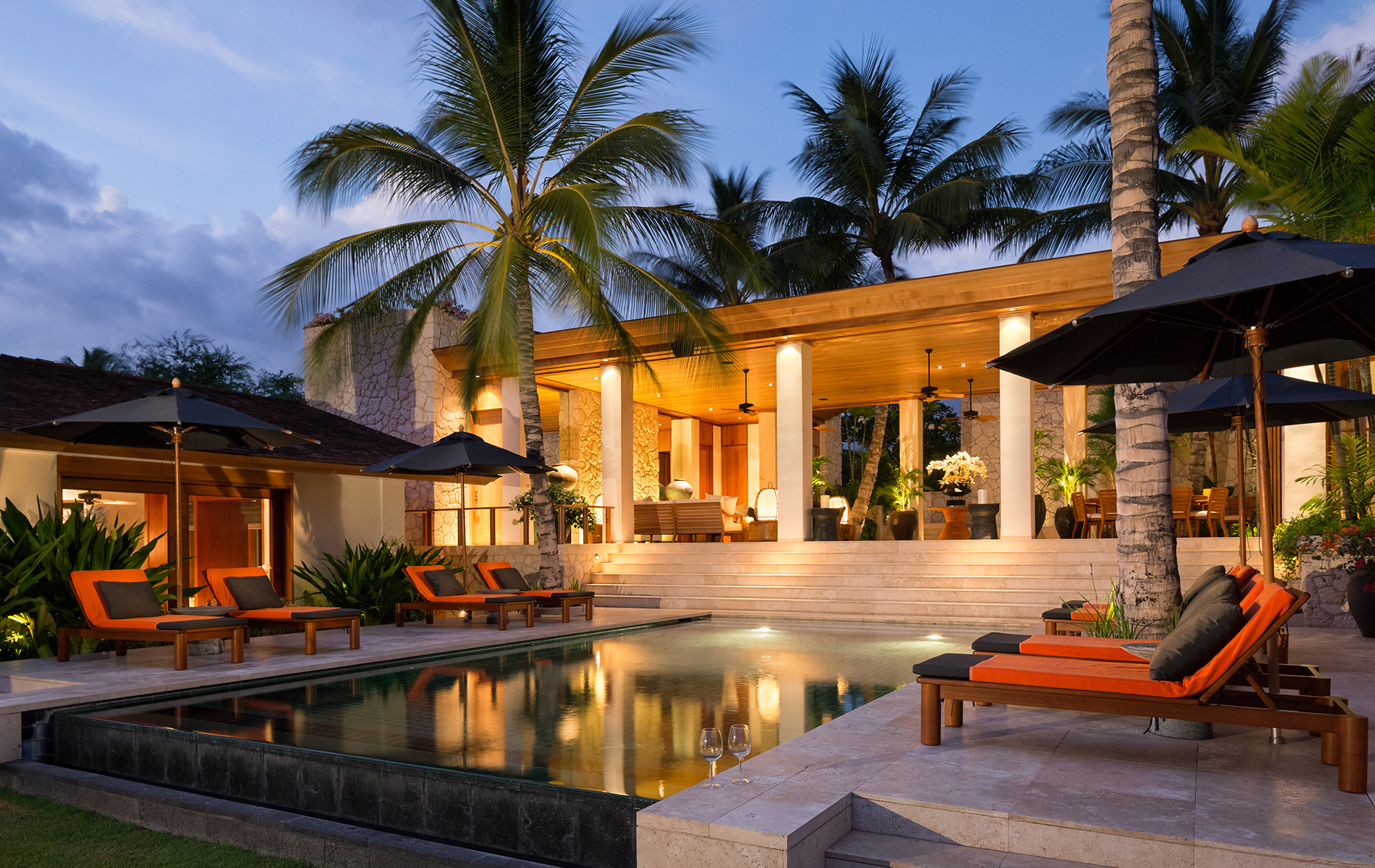 Luxury Big Island