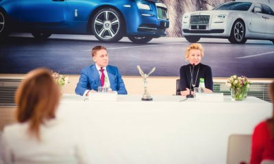 The Luxury Network Russia Formed An Exclusive Partnership Between Cluev Jewellery and Rolls Royce