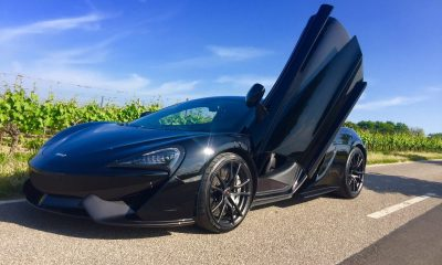 The Luxury Network Germany Luxury Sports Car Spring Drive to Wine Street