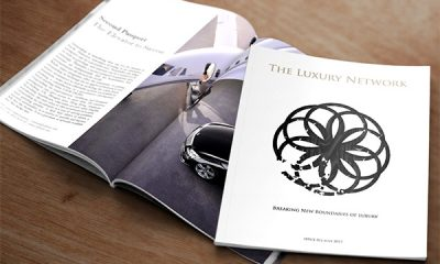 The Luxury Network Magazine Issue 01