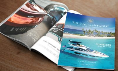 The Luxury Network Magazine Issue 02