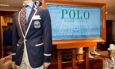 The Luxury Network Hosts Wimbledon Live Broadcast Cocktail Evening With Ralph Lauren
