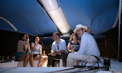 IP Global and Berry Bros. & Rudd Host Exclusive Sunset Cruise