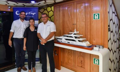 Gulf Craft and Majesty Yachts Co-Host Event With The Luxury Network UAE
