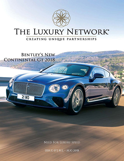 The Luxury Network Magazine Issue 07