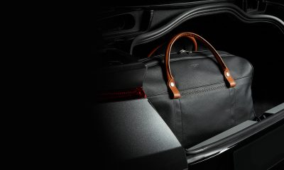 Luxury Network Members Collaborate to Create Aston Martin Leather Range