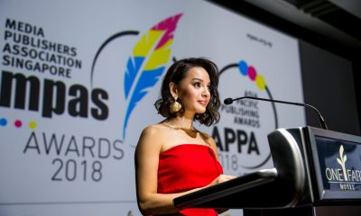 TLN International Magazine Won Double Awards at the MPAS 2018