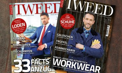 The Luxury Network Germany and TWEED Magazine Seal Media Partnership