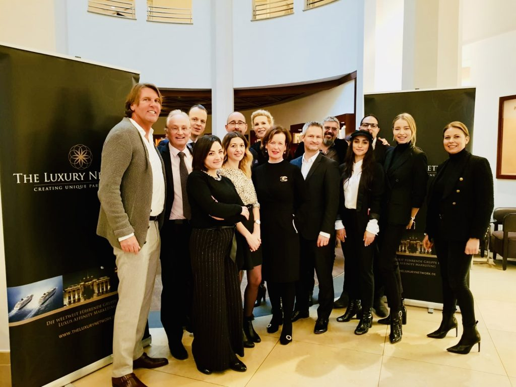 The Luxury Network Germany B2B New Year Meeting 2019