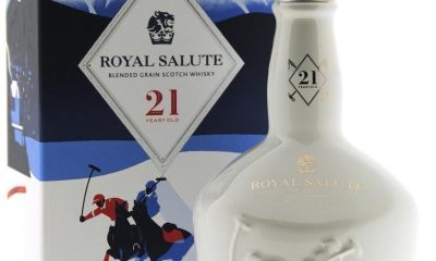 Royal Salute Unveils the Perfect Winter Scotch, Inspired by Snow Polo