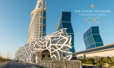 Destination Confirmed: Qatar for The Luxury Network International Awards 2020
