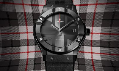 The Hublot Classic Fusion Special Edition 'London'