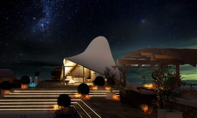 """Rich Heritage Leads to the Creation of a New """"Al Fresco"""" Experience, Ideal for Current Times"""