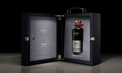BOWMORE® AND ASTON MARTIN UNVEIL FIRST COLLABORATION