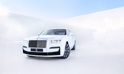 Perfection in Simplicity: The New Rolls-Royce Ghost