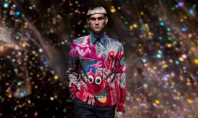 Dior Men's Embarks on Intergalactic Journey