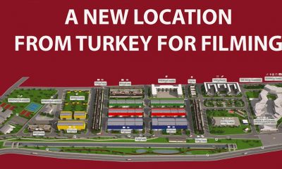 Midwood Istanbul Film Studio Complex & Luxury Complex