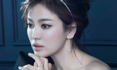 Song Hye Kyo Crowns her Style with Joséphine by Chaumet