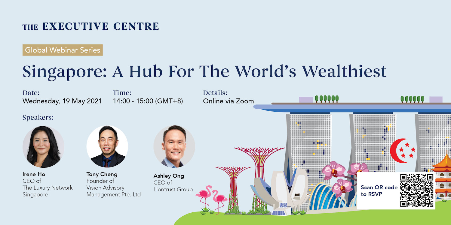 Singapore: A Hub for the World's Wealthiest