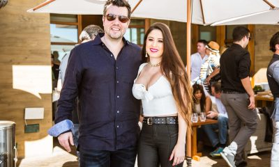The Luxury Network LA Hosts Brunch with Aston Martin Beverly Hills and Nobu Malibu