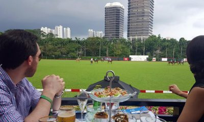 The Luxury Network Singapore Members Networking Event, at The Tata Communications Singapore Polo Open 2016 Finals