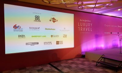 TLN Singapore Was An Official Supporting Organization at The New York Times Luxury Travel Conference 2016