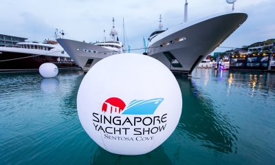 The Singapore Yacht Show Supported By TLN Singapore