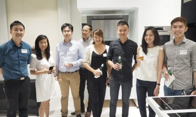 SMSANZ Alumni Networking Event in Partnership With The Luxury Network Singapore