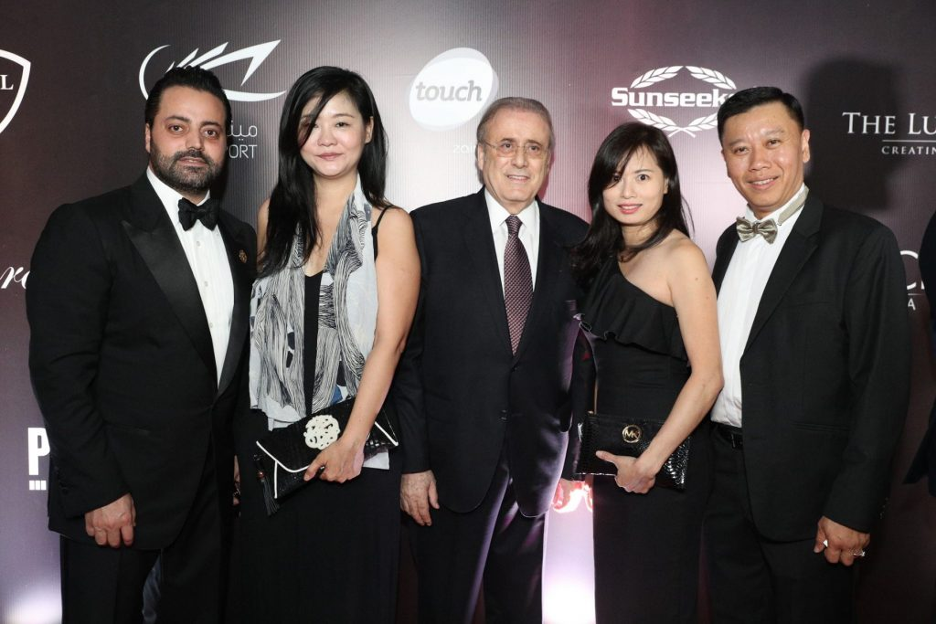 Caratell Awarded Best Jewellery in Asia at The Luxury Network International Awards