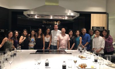"De Dietrich's ""Savour the Infinite"" in Collaboration with The Luxury Network Singapore"