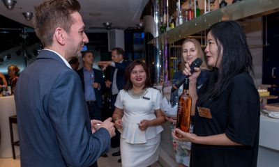 "The Luxury Network Singapore ""Luxury Meets Diplomacy"" Cocktail Reception"