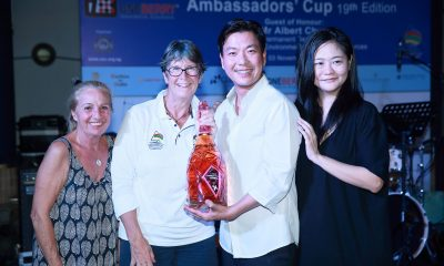 The Luxury Network Singapore Support Oneberry Ambassadors' Cup 2018