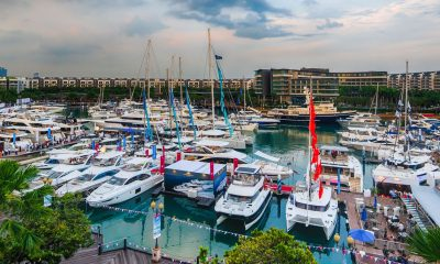 Singapore Yacht Show 2019 Concludes Four-Day Nautical Extravaganza on a Record High
