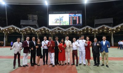 A Night Out at the Races With The Luxury Network Singapore