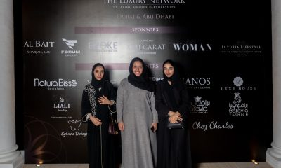 The Luxury Network UAE Emirates Woman of The Year Luxury Cocktail Reception