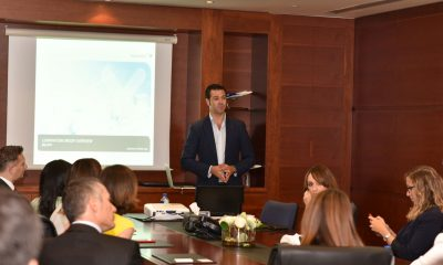 The Luxury Network UAE New Business Development Seminar with ExecuJet