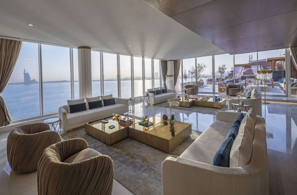 A Life of Unequivocal Luxury: Inside Serenia The Palm's Presidential Penthouse