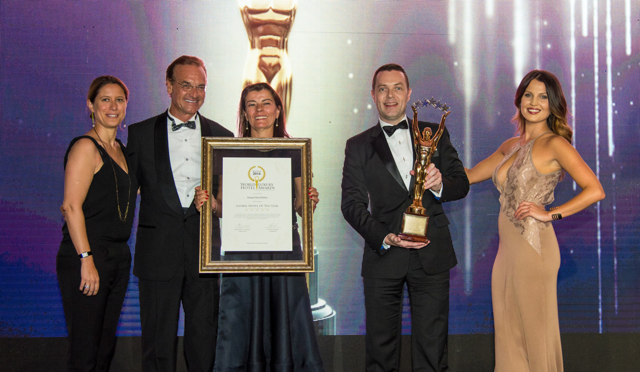 Tln qatar manages world luxury hotel awards in doha the for Luxury hotel awards