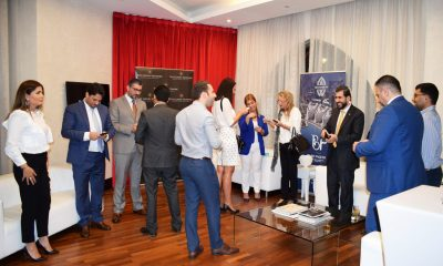 The Luxury Network Qatar Members Networking Event