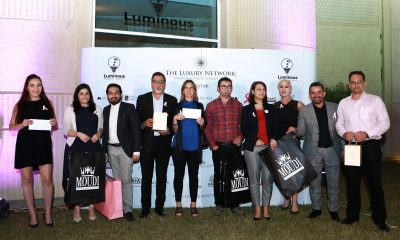 The Luxury Network Qatar Hosts a Breast Cancer Awareness Event