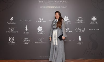 The Luxury Network Qatar Hosted an Empowerment Get-Together Event at the Sakura Lounge by Lexus
