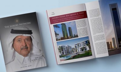 The Luxury Network Qatar Magazine Issue 01