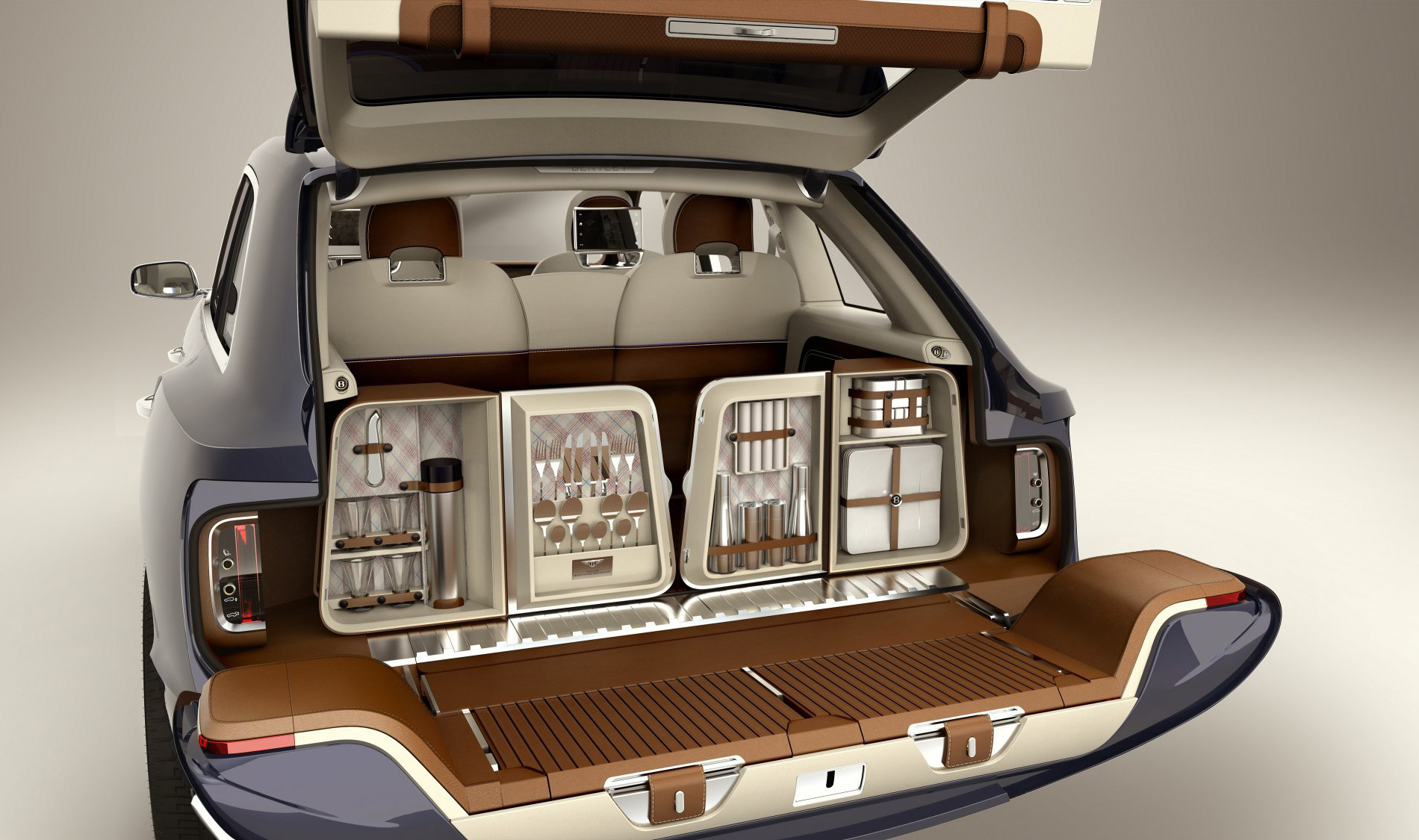 Trivett Luxury Car