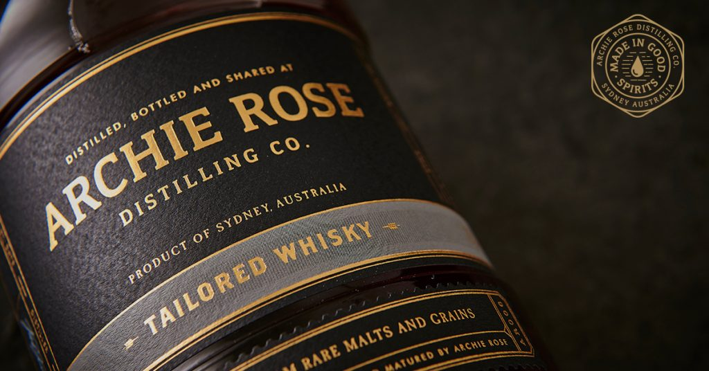 Win a 20-litre Cask of Archie Rose Tailored Whisky