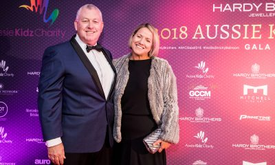 2018 Hardy Brothers Aussie Kidz Charity Gala Dinner