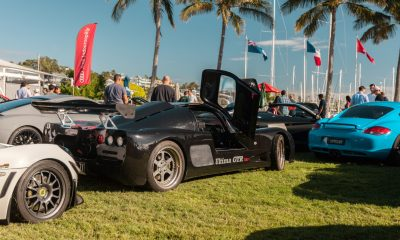 Yachts Cars and Coffee with The Luxury Network Australia
