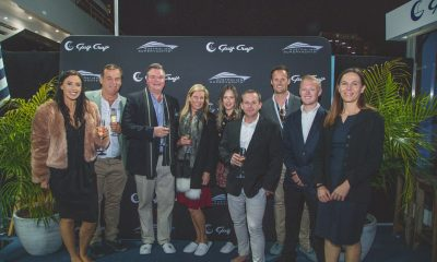 The Luxury Network and Australian Superyachts Steal the Limelight at The Sydney Boat Show