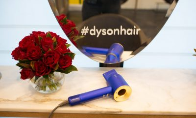 The Dyson Supersonic 23.75k Gold Launch Event