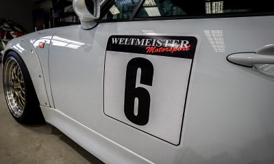Weltmeister Track Day Experience
