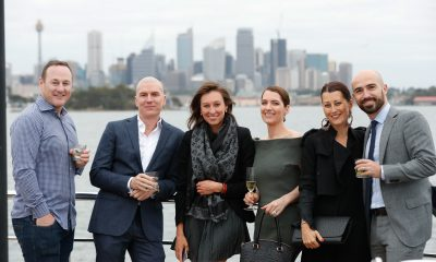 The Luxury Network Australia Members Networking Function Aboard Superyacht Sahana